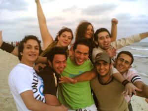 Khaled_friends_beach_agami2